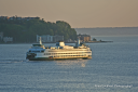Ferry coming to Seattle