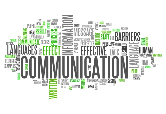 Communication: Stick With The Plan